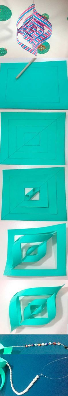 - New Ideas Christmas Crafts To Make, Homemade Christmas Cards, Christmas Decorations To Make, Summer Crafts, Fall Crafts, Diy Crafts, Useful Origami, Origami Easy, Art For Kids