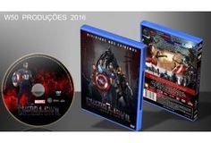 Capitão América - Guerra Civil - DVD 4