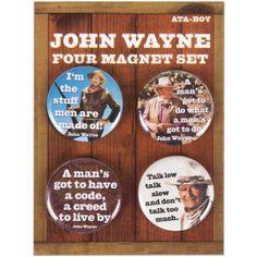 John Wayne magnets!!!