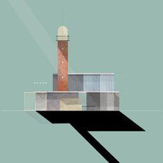 Blockwork - Zean Macfarlane - http://zeanmacfarlane.com/