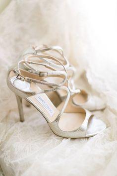 Featured Photographer: Corina V. Photography; wedding shoes idea