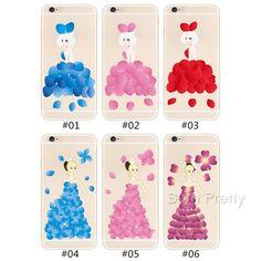 JPY ¥451 1個 綺麗な女の子デザインiphone6/6 plusバックケース携帯ケースフォンカバー - harunouta.com
