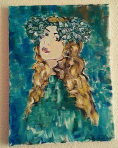 Oil Paintings, My Photos, Princess Zelda, Nature, Fictional Characters, Art, Art Background, Naturaleza, Kunst