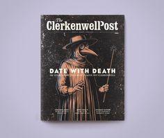 The Clerkenwell Post on Behance