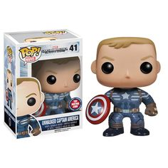 Funko Pop Marvel Series | PopVinyls.com