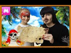Карта острова сокровищ своими руками. Пиратская карта