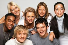 S Club 7...Classic :)  Ain't no party like an S Club Party
