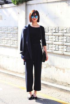 추운 겨울에도 패션피플들의 스트릿 패션 아이템으로  절대 빠지지 않고 등장하는 프랭크헤리티지 미러 선글라스 !