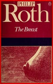Penguin edition of Philip Roth's 'The Breast' (illustration Milton Glaser)