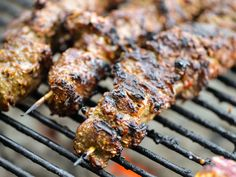 Spicy Cumin Lamb Skewers Recipe