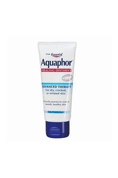 No bag should be without this little wonder-tube. It is the one budget-friendly skin saver we'll never stop loving. Aquaphor Healing Ointment, $5.99, available at Drugstore.com.