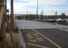 Striping Roads and Parking Lots in Florida
