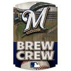 "For Sale: MILWAUKEE BREWERS BREW CREW WOOD SIGN 11""x17"" BRAND NEW FREE SHIPPING http://sprtz.us/BrewersEBay"