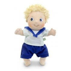 Explore Rubens Barn's unique assortment of soft handmade dolls with distinctive characters for developing your child's empathy, creativity and emotional intelligence. Boys Colored Hair, Top Christmas Toys, Baby's First Doll, Sailor Outfits, Dress Up Dolls, Ty Beanie, Pink Polka Dots, Kobe, Baby Dolls