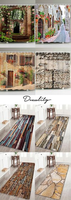Find Bath Rugs & Mats at Dresslily.com. Enjoy Free Shipping & browse our selection of Polyester Bath Rugs, 100% Cotton Bath Rugs, bathroom rug sets and more!#bathrugs#showercurtains