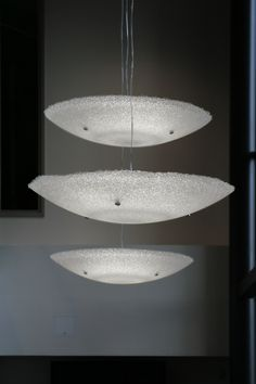 Recycled glass, lightning, Sirua by Essis Collection Glass Lamps, Recycled Glass, Lightning, Recycling, Ceiling Lights, Flooring, Pendant, Wall, Collection