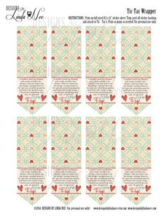 Tic Tac CUPID POOP POEM - Printable tic tac labels that you attach to a pack of tic tacs! They make perfect Valentines, Anniversary or gifts