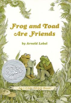 The Frog and Toad series by Arnold Lobel is tons of fun. This Caldecott Award winning series is a must read for children. They will love them!