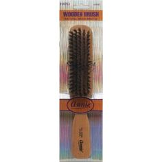 Luxe Beauty Supply - Annie Hard Wooden Brush