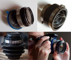 Everything You wanted To Know about DIYing a Tilt Shift Lens For Less Than $10