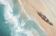 There are few things more fascinating, tragic and eerie than a shipwreck. Whether purposefully sunk ... - queensland.com