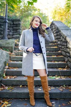 J. Crew Regent Top Coat | Covering the Bases | Fashion and Travel Blog New York City