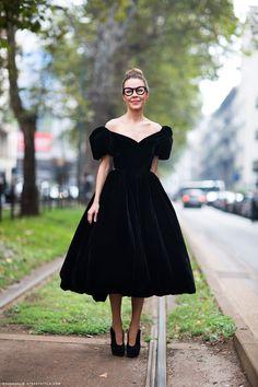 Ulyana Sergeenko - via stockholmstreetstyle