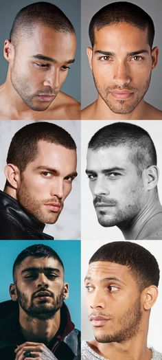 awesome How To Match Your Hairstyle To Your Facial Hair