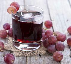 Aprenda como turbinar o suco de uva integral para garantir ainda mais saúde