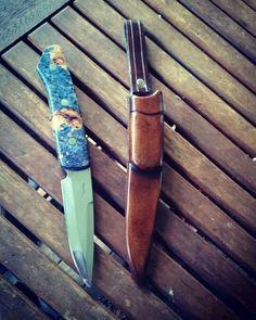 Jaktkniv fulltånge