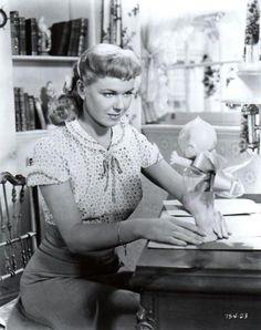 Doris Day as Majorie Winfield, love these films xx