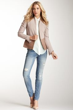 +look +jacket = great everyday chic