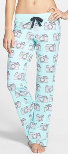 b6a5958685 COZY ZOE  Quirky  Print Pajama Pants
