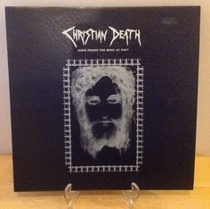 Christian Death - Jesus Points The Bone At You LP Goth Death Rock | eBay