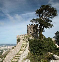Castle of the Moors Sintra, Portugal