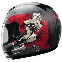 I need this helmet! Womens Motorcycle Helmets, Cool Motorcycle Helmets, Racing Helmets, Motorcycle Types, Cool Motorcycles, Motos Harley Davidson, New Helmet, Helmet Paint, Sports Helmet