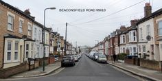 Beaconsfield Road. Willesden NW10