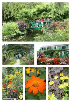 Top Tips for Visiting Monet's Garden at Giverny in France.