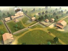 Une villa gallo-romaine en 3D - YouTube