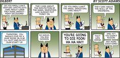 Dilbert Cartoon for Aug/03/2014