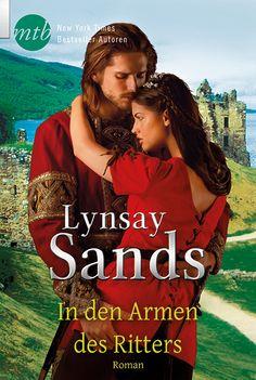 Lynsay Sands - In den Armen des Ritters | Wie eine zarte Elfe wäre Lady Avelyn ihrem unbekannten Bräutigam gern entgegen geschwebt. In dem viel zu eng geschnürten Hochzeitskleid kann sie zwar kaum atmen - doch immerhin sind ihre üppigen Rundungen gut kaschiert. [...]