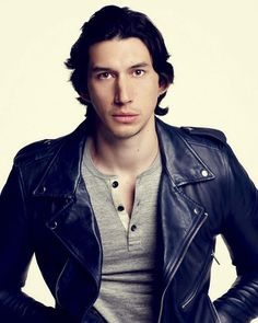 There is this guy at my school who looks just like him. He is gorgeous. He's so nice! But Adam Driver is perfect.