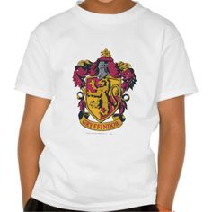 Gryffindor Crest Gold and Red