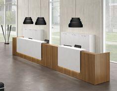 Z2 Reception Desks