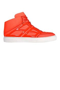 differently 23e26 ab560 30 trendy sneakers to wear right now Orange Sneakers, Summer Sneakers,  Orange Shoes,