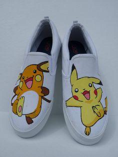 Pokemon sneakers by SheriffKarli