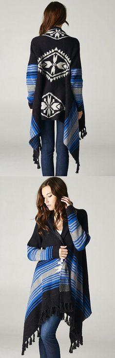 Sabrina Sweater in Blues