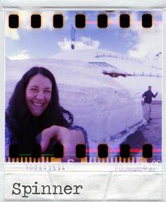 Spinner photo album on Lomoherz