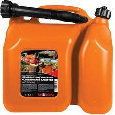 Nájdete tu kovový a plastový kanister na pohonné hmoty - naftu, benzín. Tiež máme kanistre na vodu aj s nadstavcami 5, 10, 15 a 20 litrov. Outdoor Power Equipment, Garden Tools