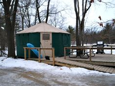 Why you Should take Young Kids Winter Camping - Yurt at Pinery Provincial Park (just under 2 hrs away) - Yurt Camping, Camping Hacks, Camping Ideas, Hiking Tips, Hiking Gear, Ontario Provincial Parks, Winter Camping, Outdoor Gear, Gazebo
